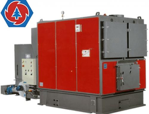 Biomass Boiler Uniconfort S.A. CMT/F