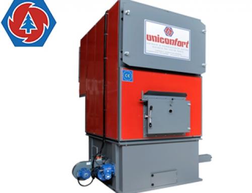 Biomass Boiler Uniconfort S.A. EOS